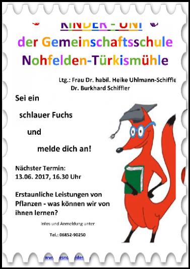 kinderuni homepage der gemeinschaftsschule nohfelden. Black Bedroom Furniture Sets. Home Design Ideas